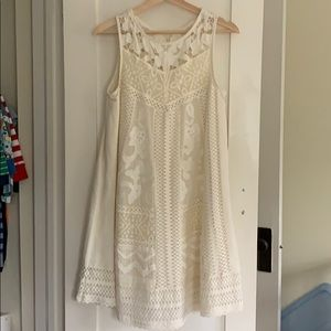 Never worn Anthropologie dress size 8.